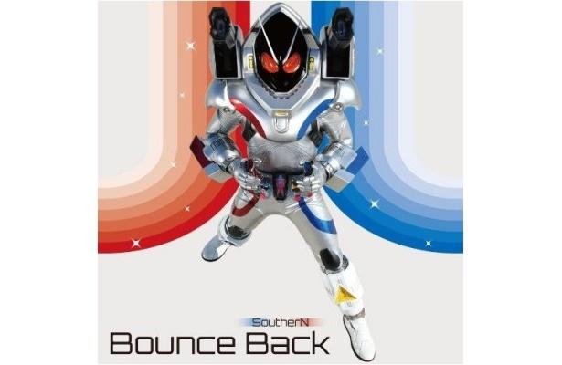 「Bounce Back」CDジャケット