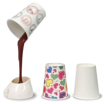 【写真】付属のカップのデザインは3種類!無地にはオリジナルのデザインも楽しめる