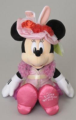 ミニーはドレス&ボンネット(帽子)でおめかし(3900円)