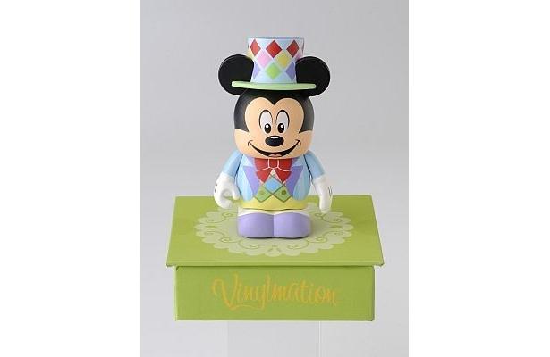 バイナルメーションは、パークのオリジナルデザインが初登場(1200円)