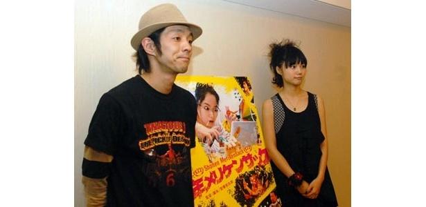 人気脚本家・宮藤官九郎監督が、パンクへの愛を炸裂させた本作