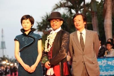 『第4回沖縄国際映画祭』レッドカーペットの様子