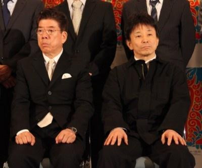 「笑いも一つの福祉」と熱く語る西川きよしに中田カウスから「政治家に戻りなはれ」と推す声が飛んだ