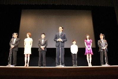 初の父親役を演じたAKIRAは「監督が素晴らしかったので、期待通りの役作りができていると思います」