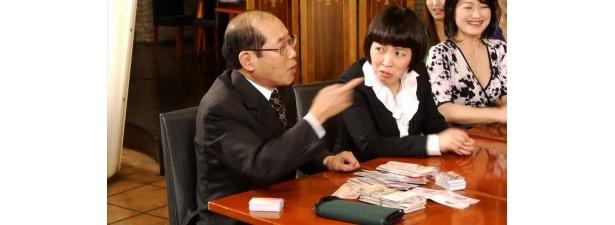 「株主優待の鬼」と呼ばれる桐谷広人氏が銭ドル候補生たちを前にヒートアップ!