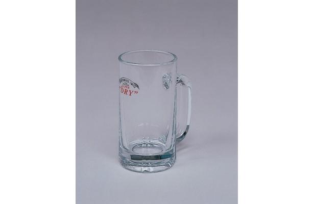 発売中の関西ファミリーウォーカーを持参すると、アサヒのビールジョッキをプレゼント