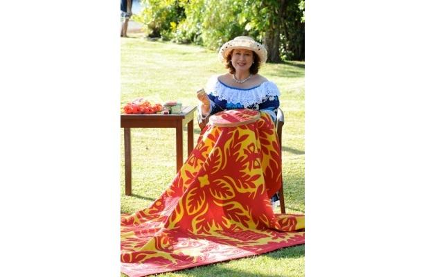 トークショーでは、生まれ故郷でもあるハワイの話も聞けるかも