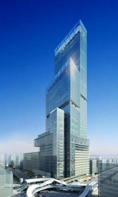 百貨店やホテル、美術館、展望台、オフィスなどが入る超高層複合ビル「あべのハルカス」