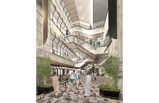 規模だけでなく体験、体感できる新しい百貨店が誕生する
