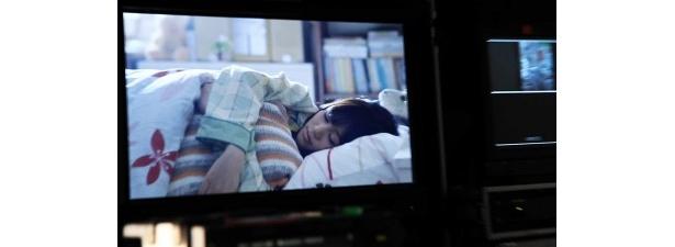 「寝る時は(普段から)パジャマです。夏は半そで短パン、冬はもこもこしたパジャマを着ています」