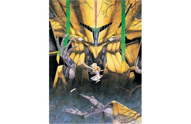 『機動戦士Zガンダム』のモビルスーツデザインで注目を浴びた永野護の代表作『ファイブスター物語』