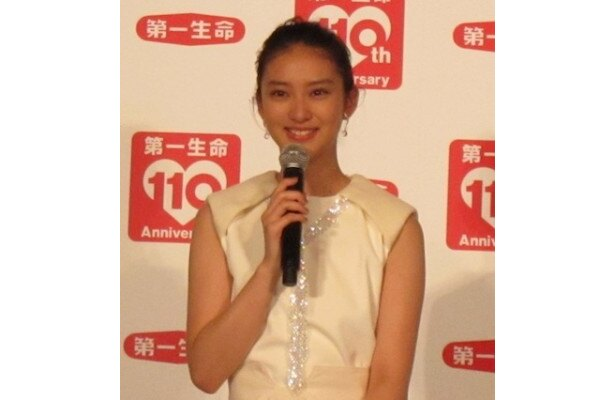 「東京ディズニーシーは誰もが笑顔になる場所」と語る