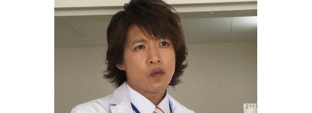 医者役の木村武雄にはもっぷん