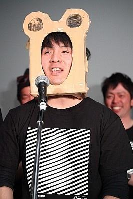 """""""北海道住みます芸人""""のクマップ"""