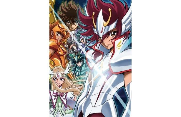 「聖闘士星矢」ファンの熱い要望に応え(?)23年ぶりに新シリーズとして復活!