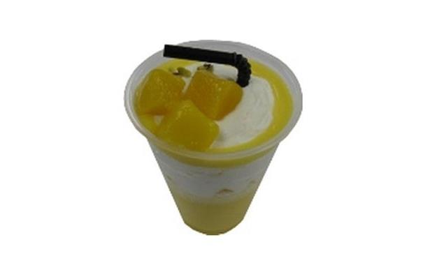 マンゴードリンクケーキ(260円)