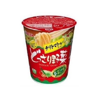 「どっさり野菜 チリトマト味ラーメン」は4月2日(月)発売