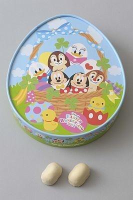 レモン味とオレンジ味が各5個入ったハニーケーキ(1000円)