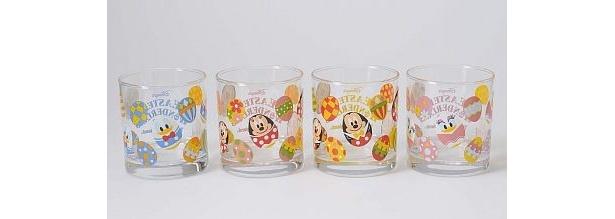 グラス(1400円・4個セット)は家族で使っても良いかも