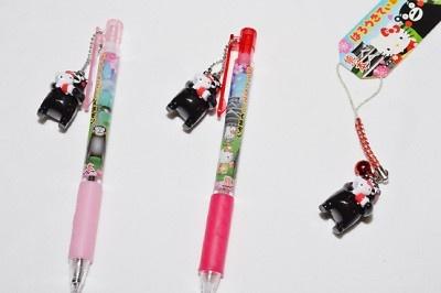 ボールペン&シャープペンも発売(各600円)