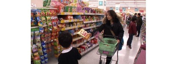 2児の母となったドラムの富田京子の買い物に同行