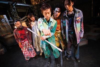 日本初・日本発の超絶エンターテイメント「ギア」