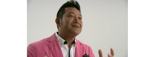【写真】「タップダンスにはまりそう!」と語る山口智充