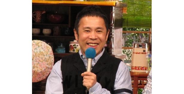 【写真】岡村は「子供たちと遊んでいるときはお父さん気取りだった」と岩手の家族を訪問したときの様子を振り返る