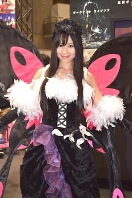 「アクセル・ワールド」の黒雪姫