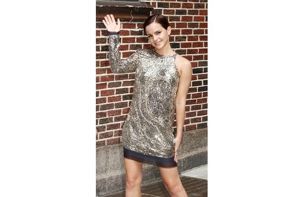 【写真】エコロジー・ファッションの推進に熱心なエマ・ワトソン