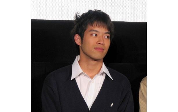 三浦貴大は演じたトモキとの共通点を「性格が暗いところです…。家だと僕も暗いんで」と苦笑い
