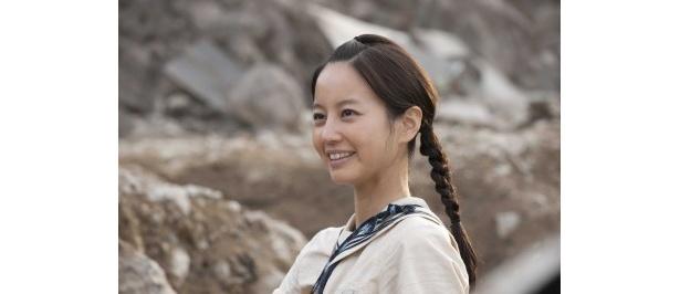 堀北真希がヒロインの「梅ちゃん先生」は4月2日より放送がスタートした