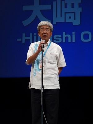 沖縄国際映画祭実行委員長の吉本興業社長・大﨑洋氏
