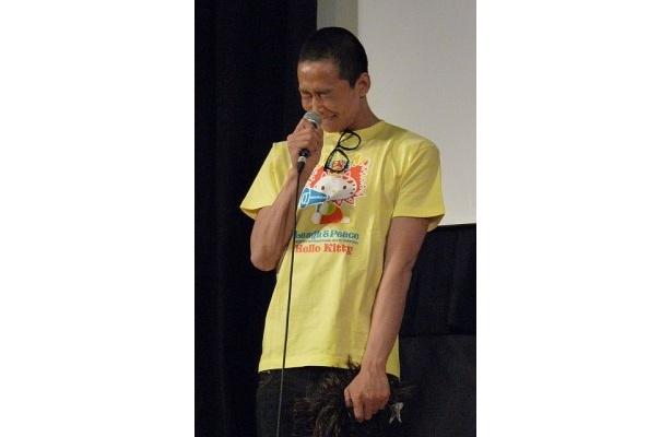 「沖縄にはタイプの子がいっぱい!」と話していた楽しんご