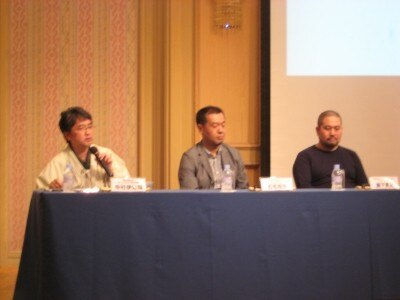 【写真】日本の今後の映像について熱い議論が繰り広げられた
