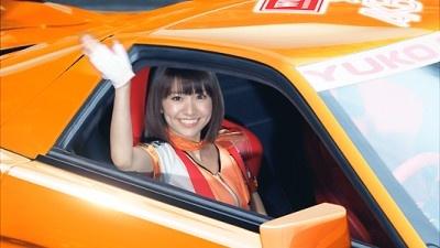 やる気満々の大島優子さん