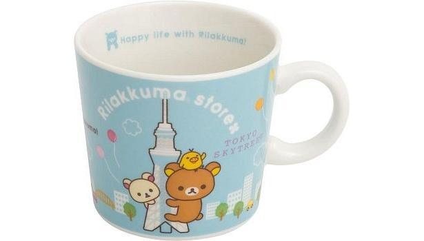 マグカップ(2種・各1050円)