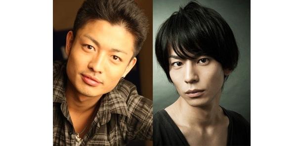 MCとして登場する中村昌也(左)と牧田哲也(右)