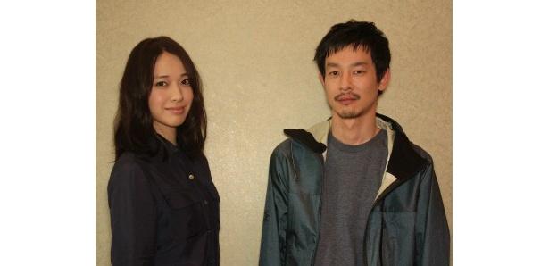 戸田恵梨香&加瀬亮が『劇場版 SPEC 天』を語る