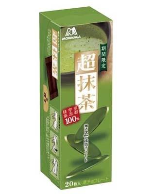 「超抹茶チョコレート」(231円)