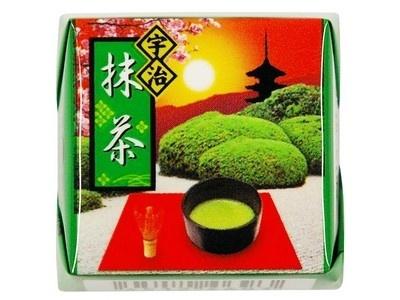 「チロルチョコ(宇治抹茶)」(32円)