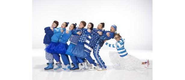 【写真】ダンスで開局40周年を盛り上げていく「カナガワンダンサーズ」