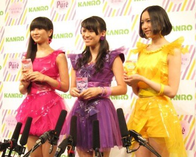 Perfumeの新しい挑戦は世界進出!