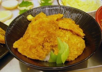 「果麟 (Karin)」のたれカツ丼(並)¥650
