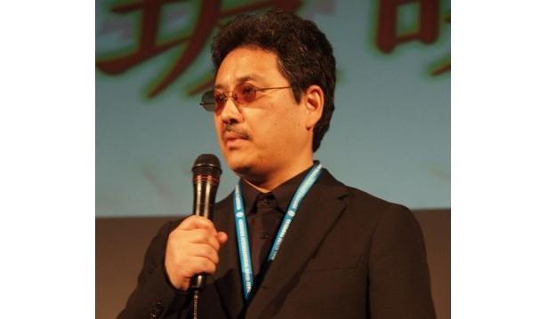 窪岡俊之監督