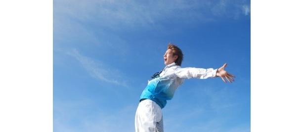 桜田通は「なんだか大自然のパワーを感じました!」とコメント