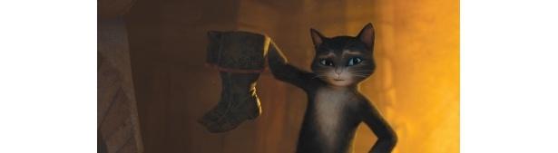 キティ・フワフワーテは、ドリームワークスアニメーション初となるセクシーヒロイン