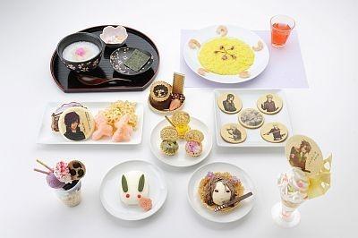 薄桜鬼のデザート&フードが集合!