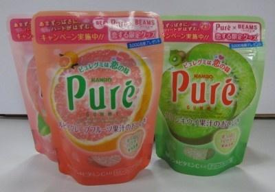 Perfumeが新CMに出演するカンロ「ピュレグミ」を食べてみた!