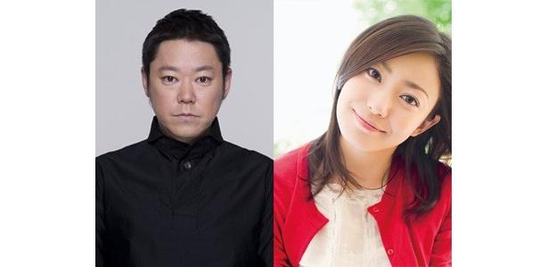 『奇跡のリンゴ』で夫婦役を演じる阿部サダヲと菅野美穂